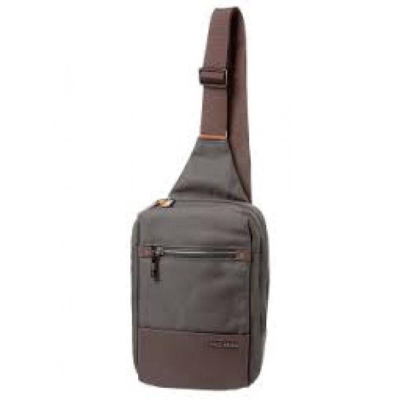 Мужская сумка ENZO ROSSI 72027 LK GREY